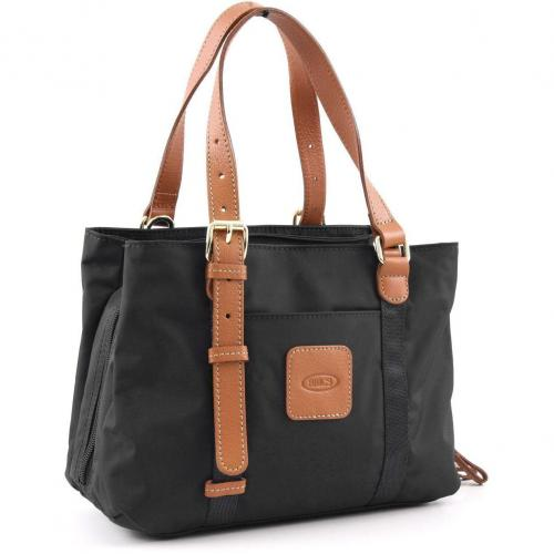 Brics X-Bag X-Travel M Shopper schwarz