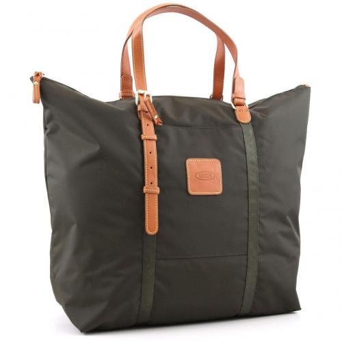 Brics X-Bag X-Travel XL Reisetasche olivgruen
