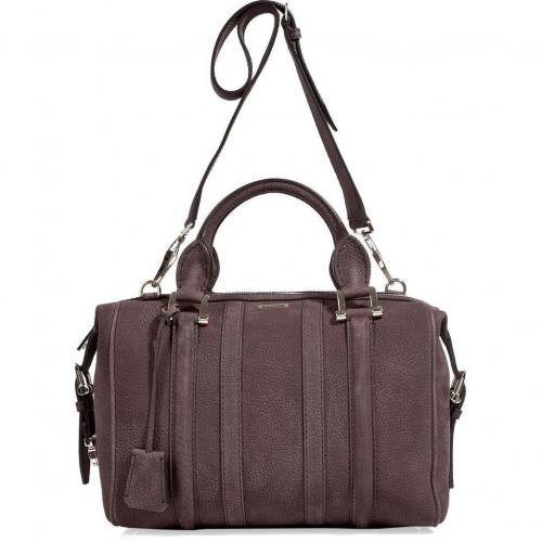 Burberry London Dark Heather Nevinson Bag