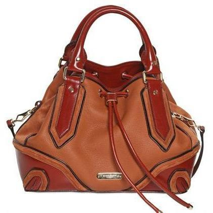 Burberry Prorsum - Kleine Earlsburn Leder Handtasche