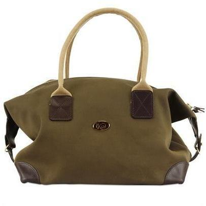 Chapman - Baumwoll Canvas Handtasche