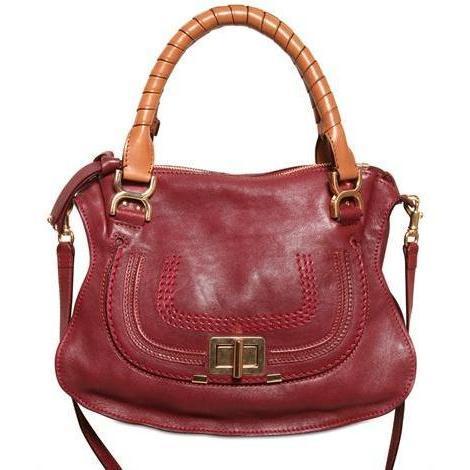 Chloé - Medium Marcie Lock Handtasche