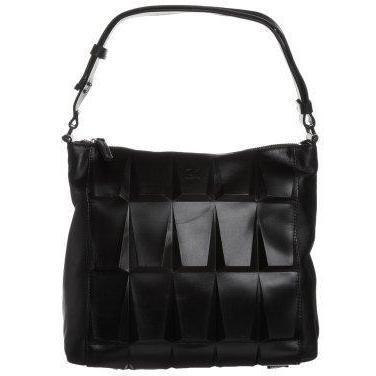 ck calvin klein handtasche schwarz designer handtaschen. Black Bedroom Furniture Sets. Home Design Ideas