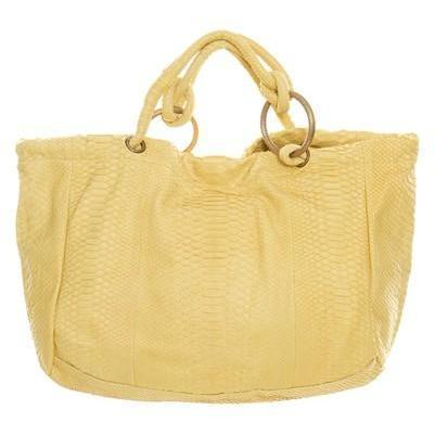 desiree lai Shopper Isla yellow