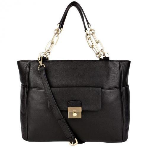dkny tasche schwarz designer handtaschen paradies it