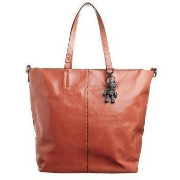 Essentiel Antwerp DRALON Shopping Bag toasted nude