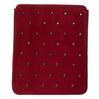 Fab Notebooktasche rot blood