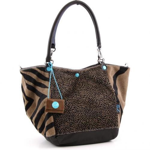 gabs viola luxcav m shopper viola luxcav m i12 cvmu 1101 designer handtaschen paradies it. Black Bedroom Furniture Sets. Home Design Ideas