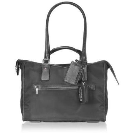 giorgio fedon 1919 metro schwarze handtasche designer. Black Bedroom Furniture Sets. Home Design Ideas