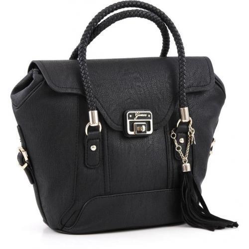 guess gerri shopper hwvg3623090 black designer handtaschen paradies it bags burberry gucci. Black Bedroom Furniture Sets. Home Design Ideas