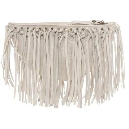 House of Harlow Clutch light-braun