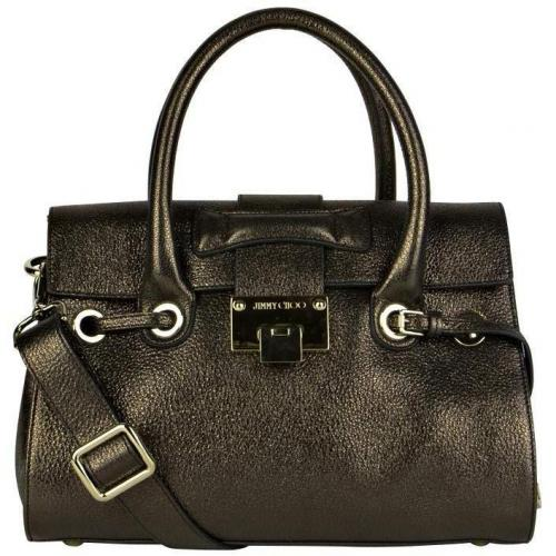 Jimmy Choo Handtasche Rosalie Grau