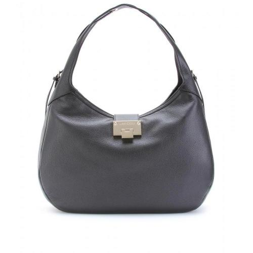 Jimmy Choo Relax Hobo-Ledertasche