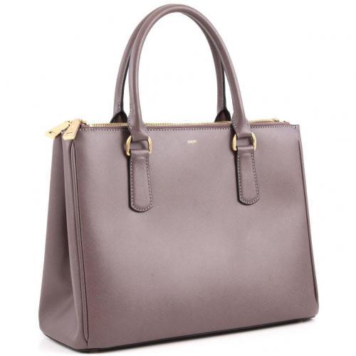 joop saffiano maia shopper 142201008 191 designer handtaschen paradies it bags burberry. Black Bedroom Furniture Sets. Home Design Ideas
