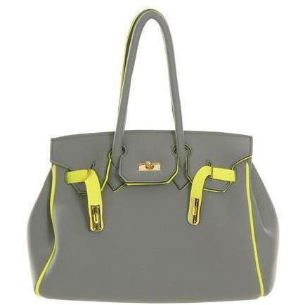 leghila Neopren Tasche B-Bag grey