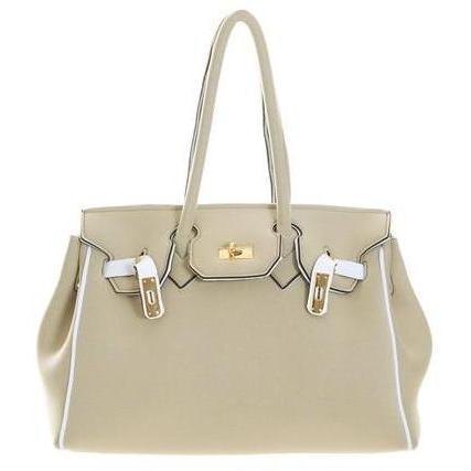 leghila Neopren Tasche B-Bag light-braun
