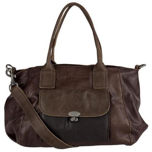 liebeskind berlin handtasche romy braun designer handtaschen paradies it bags burberry. Black Bedroom Furniture Sets. Home Design Ideas