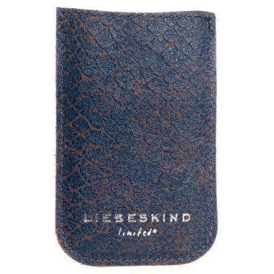 Liebeskind Limited Handytasche brandy/blue