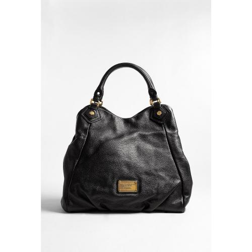 Marc by Marc Jacobs Black Francesca Classic Q Tote