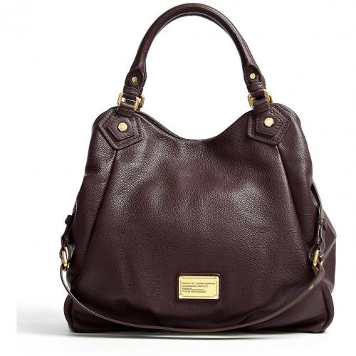 Marc by Marc Jacobs Brown Classic Q Francesca Tote