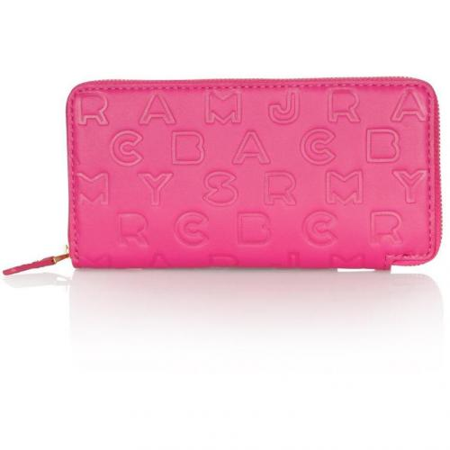 Marc By Marc Jacobs Geldtasche Rosa