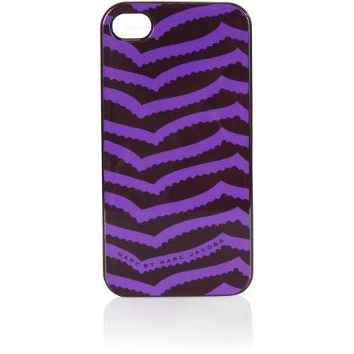 Marc By Marc Jacobs iPhone Handytasche Violett