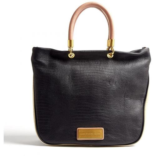 Marc by Marc Jacobs Mini Shopper Tri Tone Tote Bag