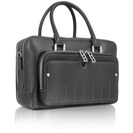 Maserati Handtasche aus Leder