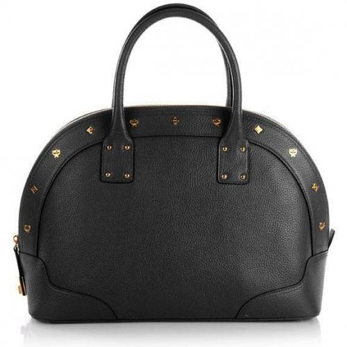 MCM First Lady Bowler Medium Black