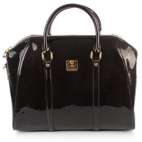 MCM Ivana Bowler Medium Black