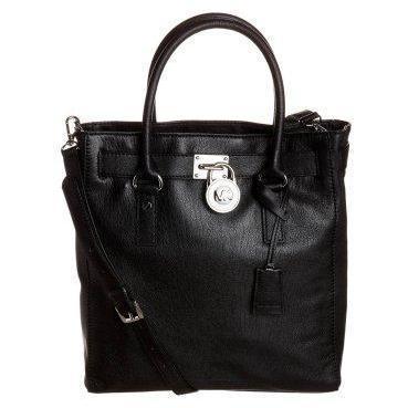 MICHAEL Michael Kors HAMILTON Shopping Bag schwarz