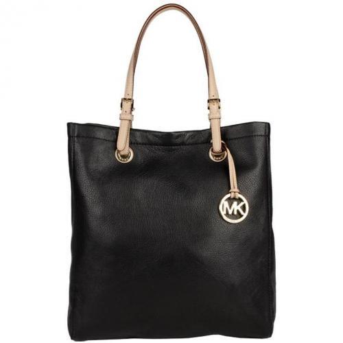 michael michael kors shopper item schwarz designer handtaschen paradies it bags burberry. Black Bedroom Furniture Sets. Home Design Ideas