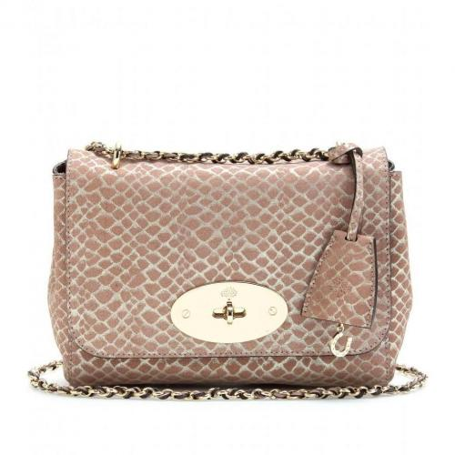 Mulberry Lily Schultertasche Pinky Mink