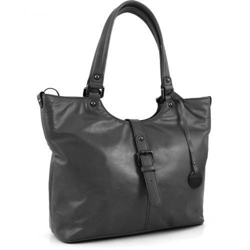 picard babila shopper leder schwarz designer handtaschen. Black Bedroom Furniture Sets. Home Design Ideas
