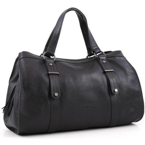 picard rider shopper leder schwarz designer handtaschen paradies it bags burberry gucci. Black Bedroom Furniture Sets. Home Design Ideas