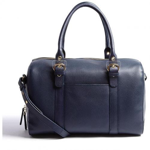Raoul Pebbled Elizabeth Boston Bag