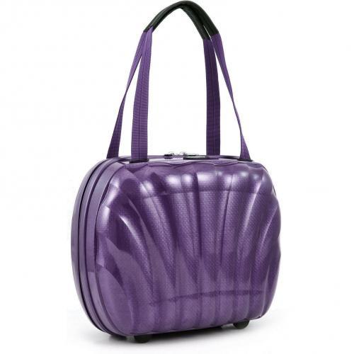 Samsonite Cosmolite Kosmetikkoffer violett