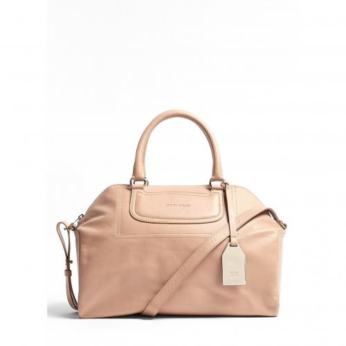 See by Chloe Albane Leather Bowling Tote