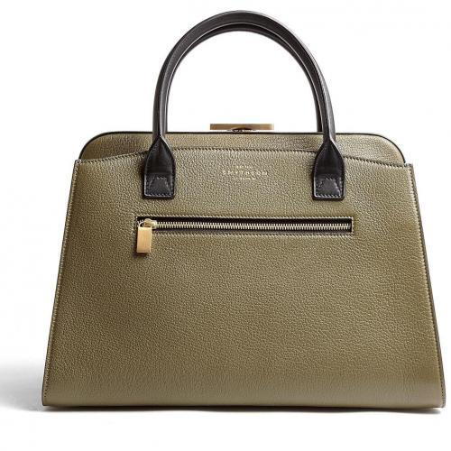 Smythson Antonia Tote Bag