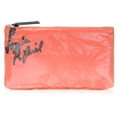 Sonia Rykiel Rykiel Writing - Reisetasche mit Reißverschluss