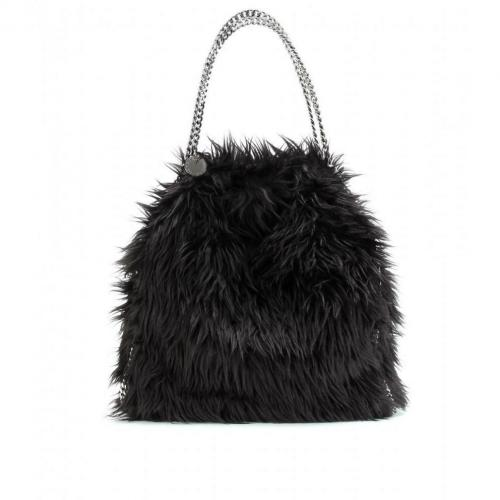 Stella McCartney Falabella Faux Fur Big Tote