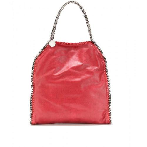 Stella McCartney Falabella Large Schultertasche Red