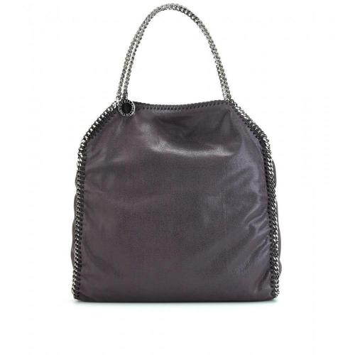 Stella McCartney Falabella Shaggy Deer Big Tasche Bark