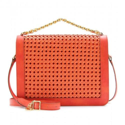 Stella McCartney Pembridge Geflochtene Clutch