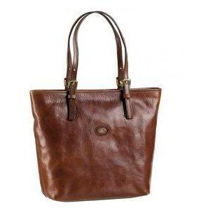 The Bridge STORY DONNA SHOPPER 26 CM Handtasche braun