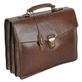 The Bridge TODAY BUSINESS 40 CM Tasche braun