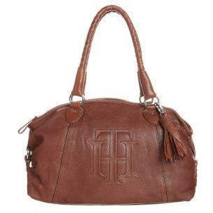 Tommy Hilfiger MAISIE Handtasche dark tan