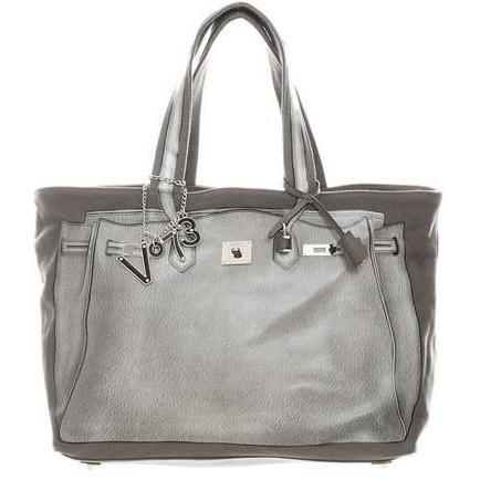 V73 Shopper Lady Italia taupe-grey Grau