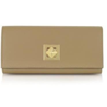 Valentino Garavani Rockstud - Große Brieftasche aus Leder