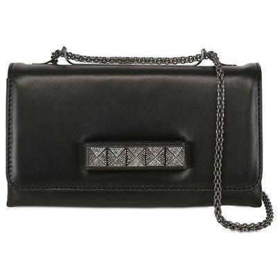 valentino so noir nieten tasche designer handtaschen. Black Bedroom Furniture Sets. Home Design Ideas